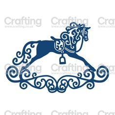 Tattered Lace Dies - Rocking Horse