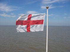 St George flag - English flag