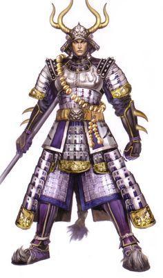 Sanada Yukimura - Sengoku musou, Samurai warrior, Sanada ...