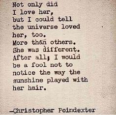 What he feels #love