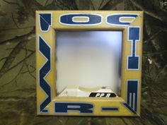 Hockey Puck Display Case/Shadow Box by Manland on Etsy