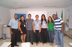 Treinamento com a equipe de comunicação do Sescoop-ES - CRM digital.