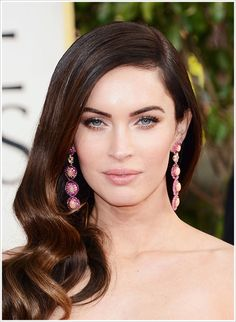 Megan Fox, lips, gloss, eyes, lashes, labios, olhos, cilios, make up, maquiagem, beauty, beautè, beleza