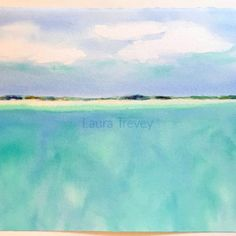 Staniel Cay Watercolor inspired by the perfect getaway island located in The Exuma Cays. Shop Bahamas original paintings online and at Palette Home. Watercolor Paintings, Original Paintings, Original Art, The Perfect Getaway, Online Painting, Sandy Beaches, Go Green, Vignettes, Art Projects