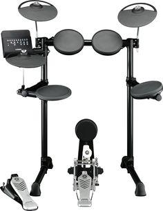 Yamaha DTX400 DTX450K 10 Pieces Drum Set
