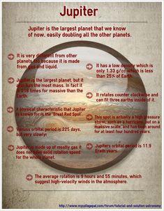 Jupiter [Infographic]