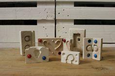 30,00 € Molde cerámico, tamaño pequeño, objeto decorativo. Varios modelos.