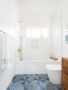 If you are looking for Small Bathroom Decor Ideas, You come to the right place. Below are the Small Bathroom Decor Ideas. This post about Small Bathroom Decor Ideas was posted under the Bathroom Inspiration category Small Bathroom Paint Colors, Modern Bathroom Tile, Bathroom Floor Tiles, Bathroom Design Small, White Bathroom, Bathroom Interior, Tile Floor, Small Bathrooms, Small Bathtub