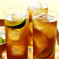 Vanilla Dark and Stormy. Sophisticated holiday dinner drinks.