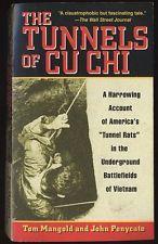 TUNNELS of CU CHI VIETNAM War BOOK Soldiers GUERRILLA Tunnel Warfare VIETNAMESE