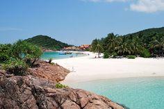 Redang Island beach resort, Malaysia