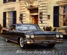 Cadillac 60