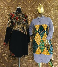 African fashion trends which looks gorgeous! African Fashion Ankara, Latest African Fashion Dresses, African Inspired Fashion, African Print Fashion, Africa Fashion, African Attire, African Wear, African Women, African Style