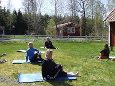 Yoga at Målsånna Turism