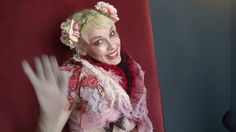 #EmilieAutumn... the #faerie has returned? You look so happy :)