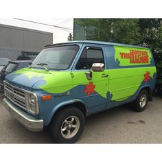 Mystery Machine Scooby Doo