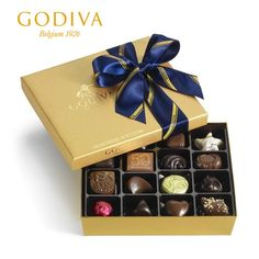 Classic Father's Day Gift #GODIVA