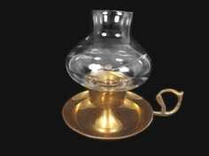 Penco Solid Brass Hand Cut Etched Chimney Hurricane candle Lamp Vintage  1970's 80's  Made in India    2016166 -96 by OxbowCreekExchange on Etsy