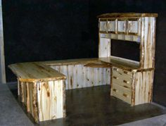 Office Furnishings, Rustic Office Furniture, Eco Friendly Furniture