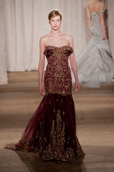 Cersei Lannister - Marchesa fall 2013