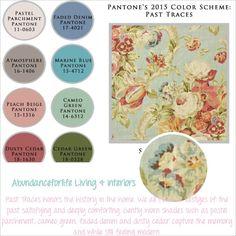 Fashion & Interior Design 2015 - #DOorDI #abundanceforlife #pantone2015