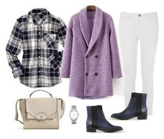"""""""Fall Outfit Idea #3"""" by thebudgetbabe on Polyvore featuring Aéropostale, Warehouse, CHARLES & KEITH and Danielle Nicole"""