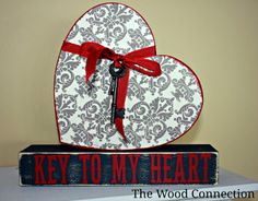 The Wood Connection: Key to My Heart