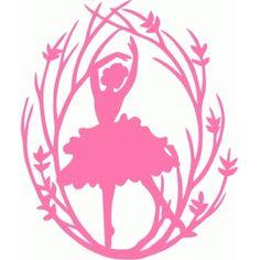 Silhouette Design Store - Search Designs : ballerina