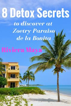 Happy 2016! Get a wellness boost with these healthy living  tips from Zoetry Pariaso de la Bonita, a top all-inclusive wellness resort in Mexico! #Caribbean