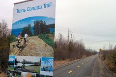 """""""Trans Canada Trail between Peterborough and Hastings completed"""" by Bruce Head // Final section of multi-use trail officially opened at ribbon-cutting ceremony."""
