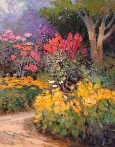 Maher Art Gallery: Kent R. Wallis born January 10, 1945, in Ogden, Utah