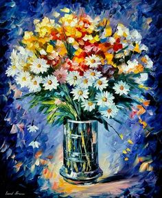 Leonid Afremov beautiful artist