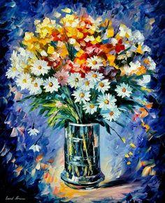 Leonid Afremov beautiful artist