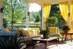 Canary Cottage - traditional - patio - philadelphia - Archer & Buchanan Architecture, Ltd.