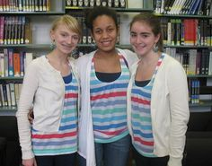 Twin/triplet day. January 24, 2012