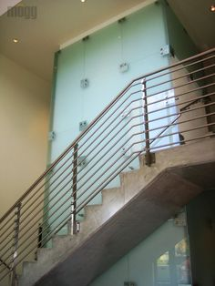 Stainless Steel Railing ZeTera Bar from MOGG