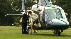 Princess Anne in the Isle of Man
