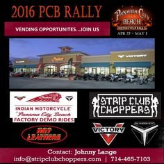 31f86d8802 Panama City Beach Motorcycle Rally® Motorcycle Rallies