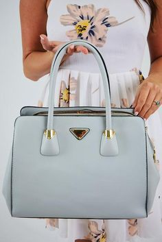 All About Us Purse: Gray #shophopes