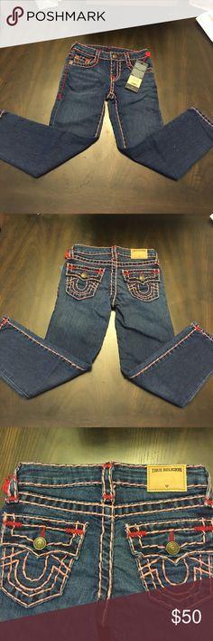 True Religion 5T Nwt True Religion Bottoms Jeans