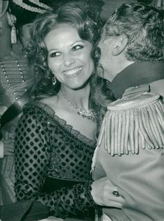 Claudia Cardinale and here. - Vintage photo | eBay