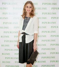 The Olivia Palermo Lookbook : Olivia Palermo looking flawless as always!!!