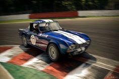 Triumph TR4 sådan kan min komme til at se ud