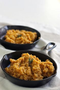 pumpkin-herb quinoa recipe