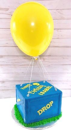 Fortnite supply drop box theme cake! #nikijoycakes #buttercream #cake #instacake #cakesofig : Fortnite supply drop box theme cake! #nikijoycakes #buttercream #cake #instacake #cakesofig #Fortnite #supply #drop
