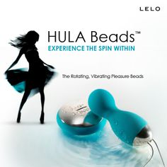 Experience the spin within, and discover the HULA Pleasure Beads. Learn more at https://www.lelo.com/hulabeads