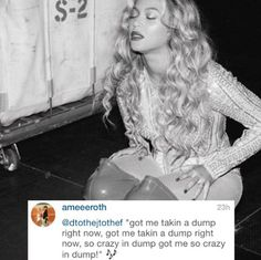 There Is No Chill On Beyonce's Instagram (12 Photos)