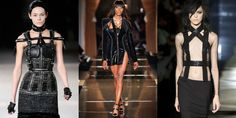 The Best Bondage on the Runway  - HarpersBAZAAR.com