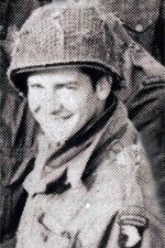 Pvt Clarence T Eisler (Courtesy: Don Straith)