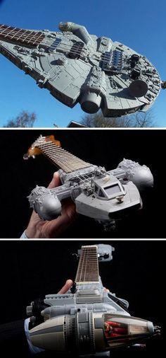 Star Wars Guitars // www.filmixer.pl